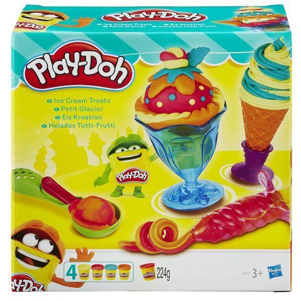 """Play-Doh Игровой набор """"Инструменты мороженщика"""" (B1857)"""