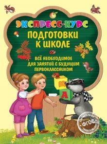 Обложка Экспресс-курс подготовки к школе Е. Лазарь