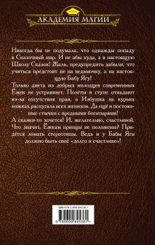 Обложка сзади Школа Сказок Ирина Эльба, Татьяна Осинская
