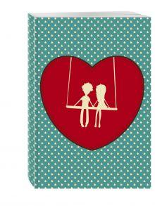 - Блокнот для записей Романтичный обложка книги