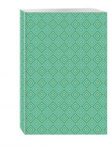 - Блокнот для записей Мятный обложка книги