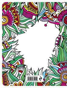 Обложка сзади Flower Power