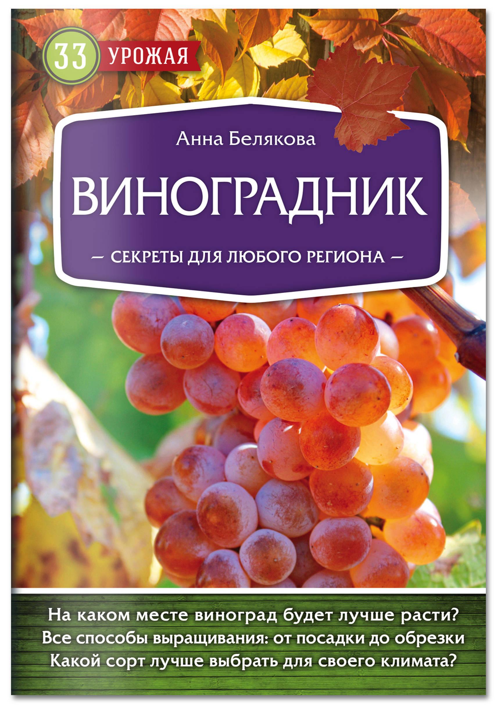 Виноградник. Секреты для любого региона ( Белякова А.В.  )