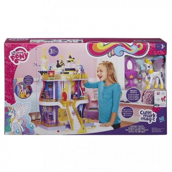 """My Little Pony Игровой набор """"Замок Кантерлот""""  (B1373)"""