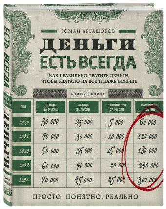 Деньги есть всегда. Как правильно тратить деньги, чтобы хватало на все и даже больше Аргашоков Р.А.