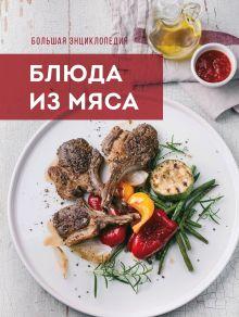 Обложка Большая энциклопедия. Блюда из мяса (книга + подарок)