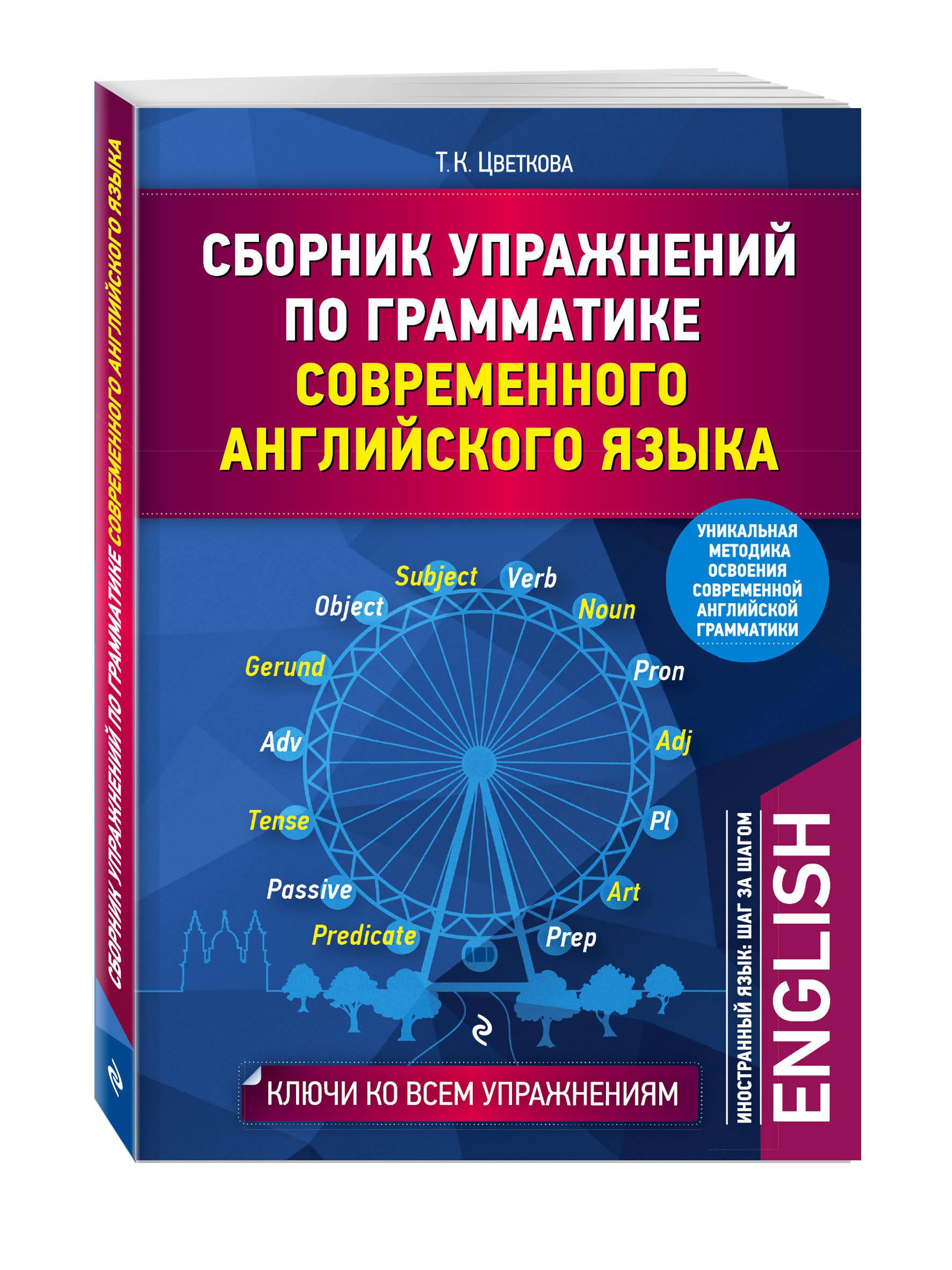 Сборник упражнений по грамматике современного английского языка