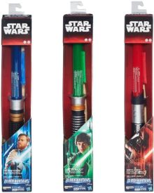 STAR WARS - Star Wars Электронный лазерный меч Звездных войн  (B2919) обложка книги