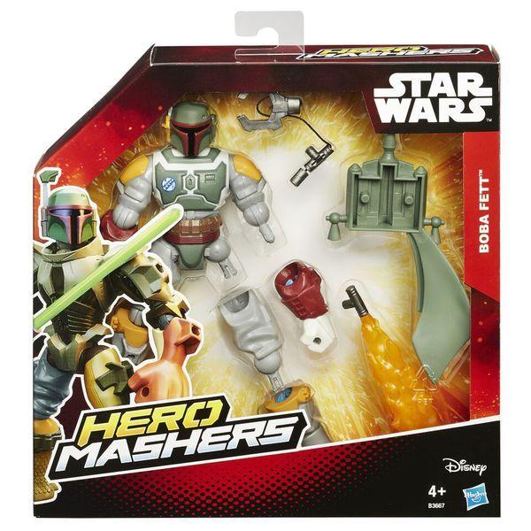 Star Wars Фигурка Звездных войн делюкс (B3666) STAR WARS