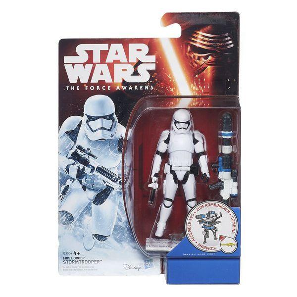 Star Wars Фигурка Звездных войн 9,5 см (Миссия в Пустыне/ Снежная миссия)  (B3963)