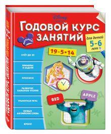 - Годовой курс занятий: для детей 5-6 лет обложка книги