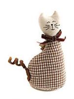 - Декор. Кошка Мурыся (3070-BT) обложка книги