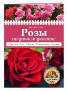 Розы на дачном участке (нов.оф.)