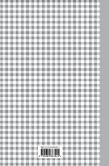 Обложка сзади Книга для записи любимых рецептов (серебряная клеточка) а5