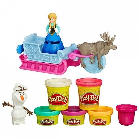"""Play-Doh Игровой набор """"Холодное Сердце"""" (B1860) PLAY-DOH"""