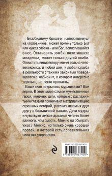 Обложка сзади Хранитель детских и собачьих душ Владимир Демичев