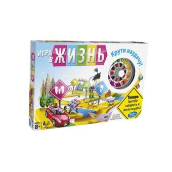 Игра в жизнь (04000) (Настольная игра) GAMES