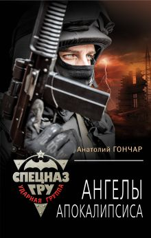 Обложка Ангелы апокалипсиса Анатолий Гончар