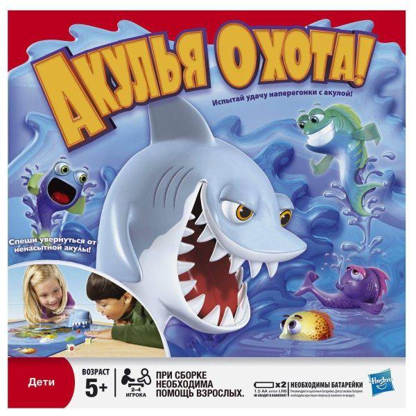 Игра Акулья Охота (Настольная игра) (33893) GAMES