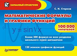 Математические формулы и графики функций Старков С Н