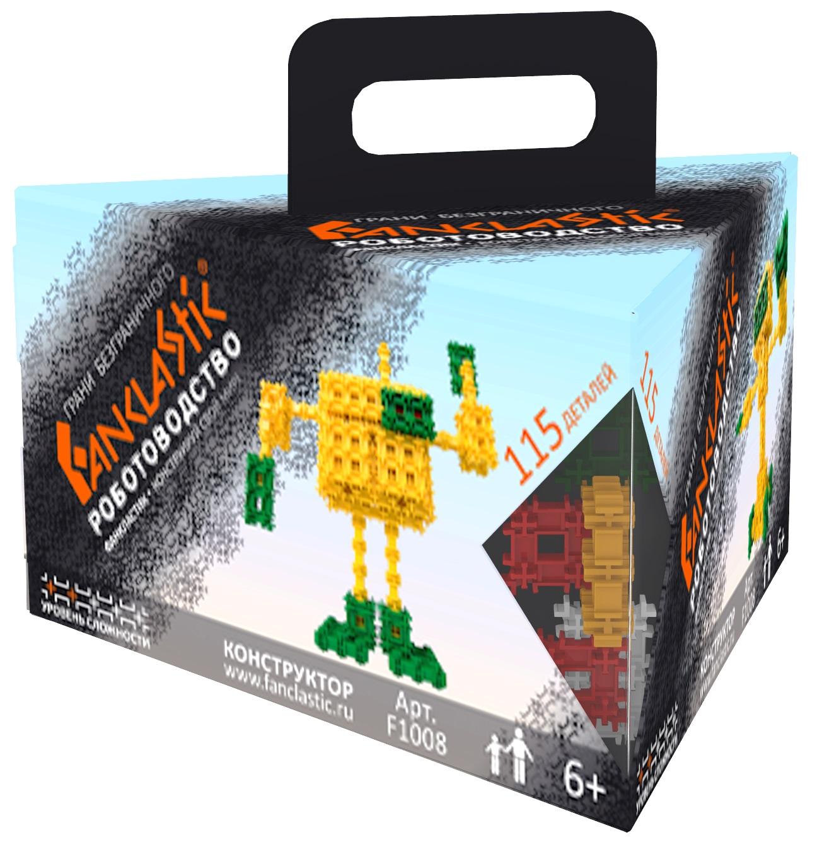 Конструктор Fanclastic ''Роботоводство'' (115 дет.)