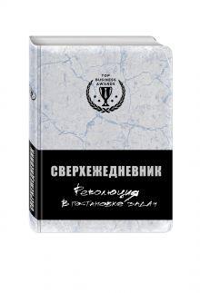 - Сверхежедневник (серебро) обложка книги
