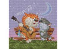 - Наборы для вышивания. Песни под гитару (146-14) обложка книги