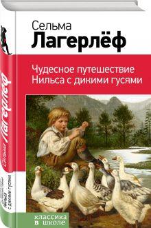 Лагерлеф С. - Чудесное путешествие Нильса с дикими гусями обложка книги