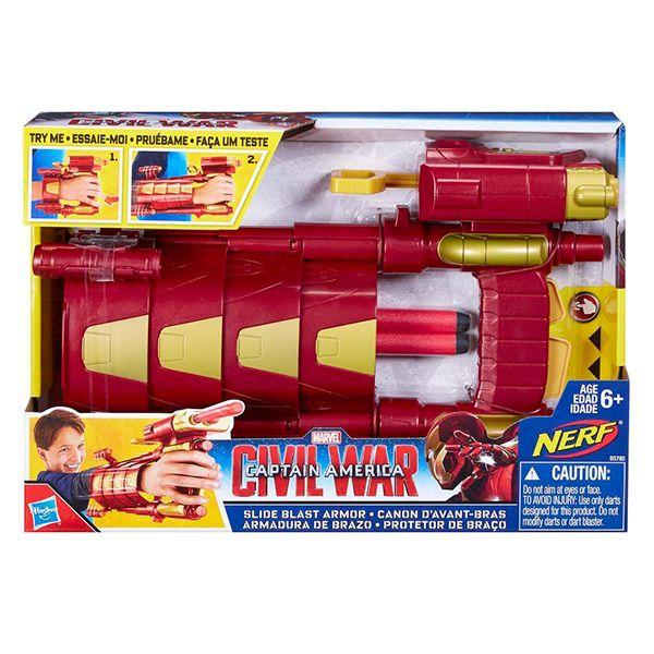 Avengers Боевая броня Железного Человека (B5785EU4)
