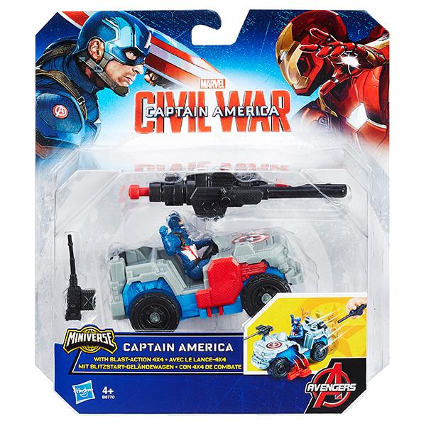 Avengers Боевая машина Мстителей (B5769)