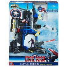 AVENGERS - Avengers Игровая башня Мстителей (B5770EU4) обложка книги