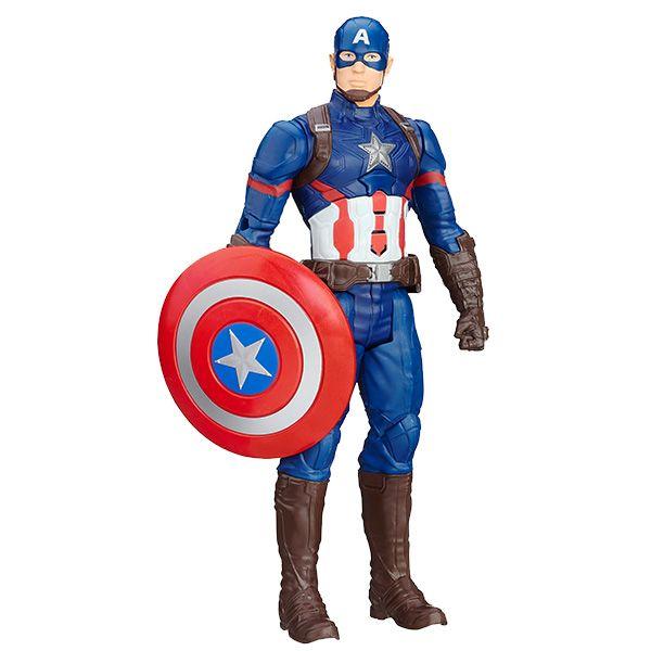 Avengers Интерактивная фигурка Первого Мстителя (B6176121)