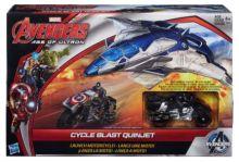 AVENGERS - Avengers Квинджет Мстителей (B5777EU4) обложка книги