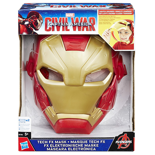 Avengers Электронная маска Железного Человека (B5784EU4)