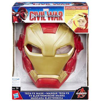 Avengers Электронная маска Железного Человека (B5784EU4) AVENGERS