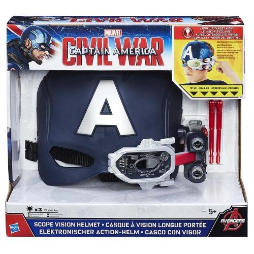 Avengers Электронный шлем Первого Мстителя (B5787EU4)