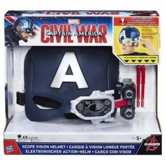 Avengers Электронный шлем Первого Мстителя (B5787EU4) AVENGERS