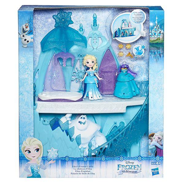 DISNEY FROZEN Игровой набор для маленьких кукол холодное сердце (B5197) DISNEY FROZEN