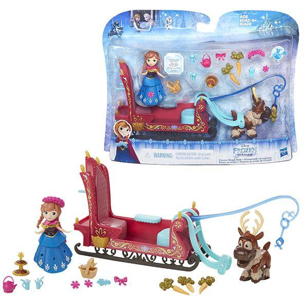 DISNEY FROZEN Игровой набор маленькие куклы Холодное сердце  в ассортименте (B5194EU4)