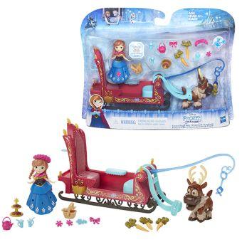DISNEY FROZEN Игровой набор маленькие куклы Холодное сердце  в ассортименте (B5194EU4) DISNEY FROZEN