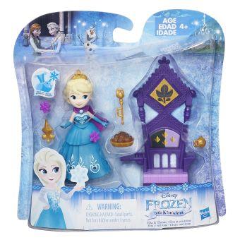 DISNEY FROZEN Игровой набор маленькие куклы Холодное сердце с аксессуарами в ассорт. (B5188EU4) DISNEY FROZEN
