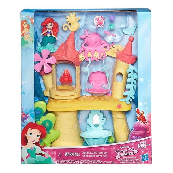 DISNEY PRINCESS Замок Ариель для игры с водой (B5836EU4)