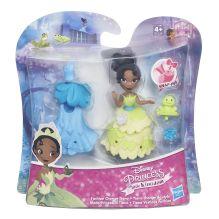 DISNEY PRINCESS - DISNEY PRINCESS Игровой набор маленькая кукла и модные аксессуары в ассорт. (B5327EU4) обложка книги