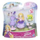 DISNEY PRINCESS Игровой набор маленькая кукла Принцесса  с аксессуарами в ассорт. (B5334)