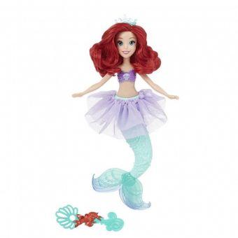 DISNEY PRINCESS Куклы Принцессы для игры с водой в ассортименте (B5302) DISNEY PRINCESS