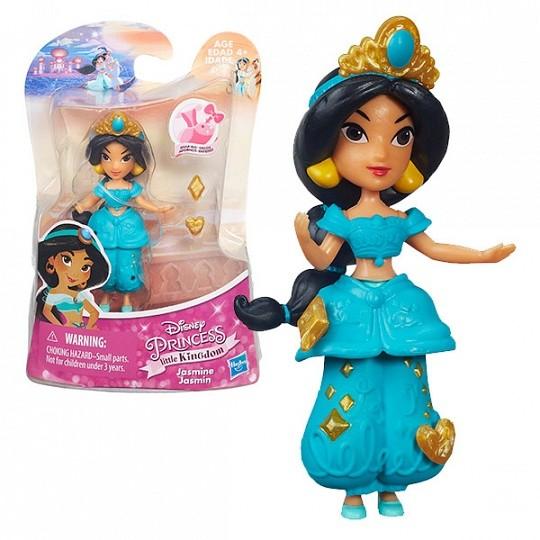 DISNEY PRINCESS Маленькие куклы принцесс в ассортименте (B5321)