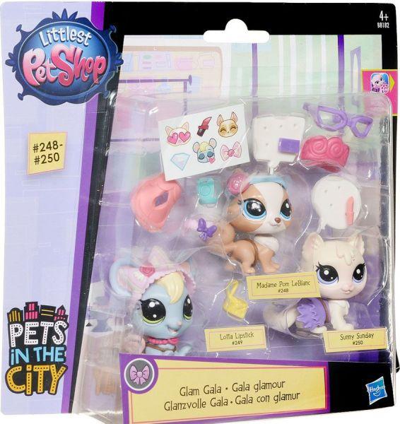 Littlest Pet Shop Зверюшки-модницы (в ассорт.) (B4847EU4)