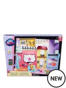 LITTLEST PET SHOP - Littlest Pet Shop Игровой набор Кафе (B5479EU4) обложка книги
