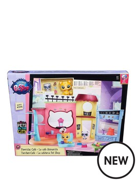 "Littlest Pet Shop Игровой набор ""Кафе"" (B5479EU4) LITTLEST PET SHOP"