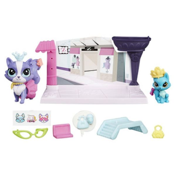 Littlest Pet Shop Рассказы о зверюшках (в ассорт.) (B4482) LITTLEST PET SHOP